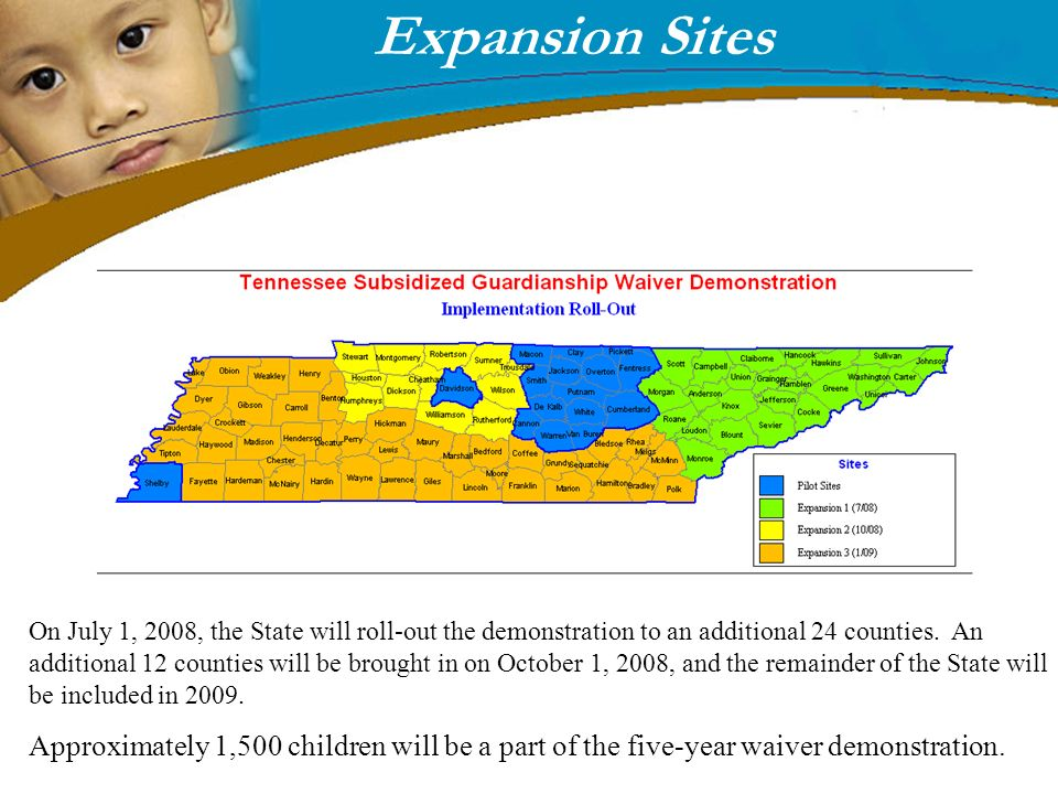 Expansion Sites