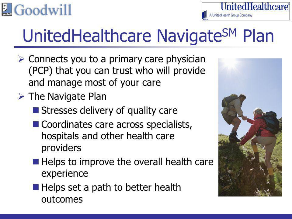 UnitedHealthcare NavigateSM Plan