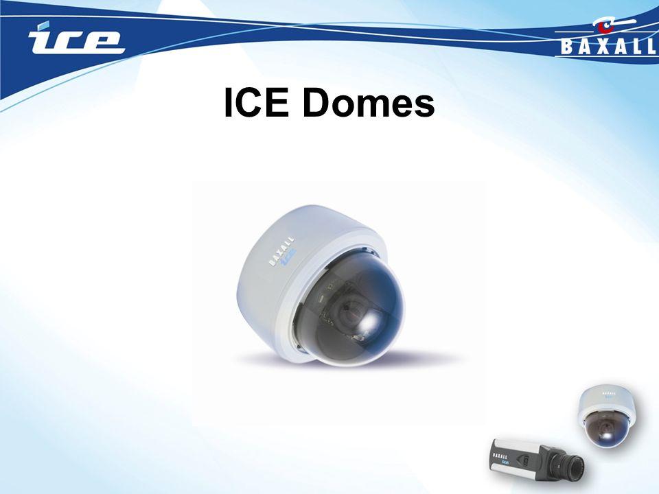 ICE Domes