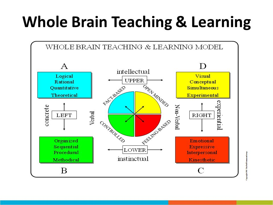 Whole Brain Teaching & Learning