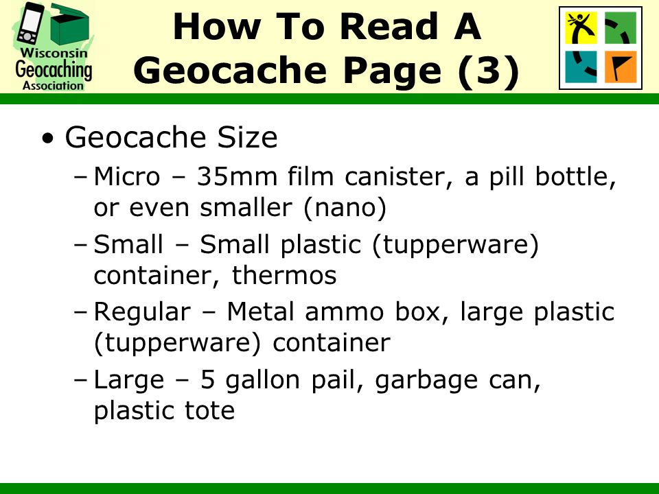 How To Read A Geocache Page (3)