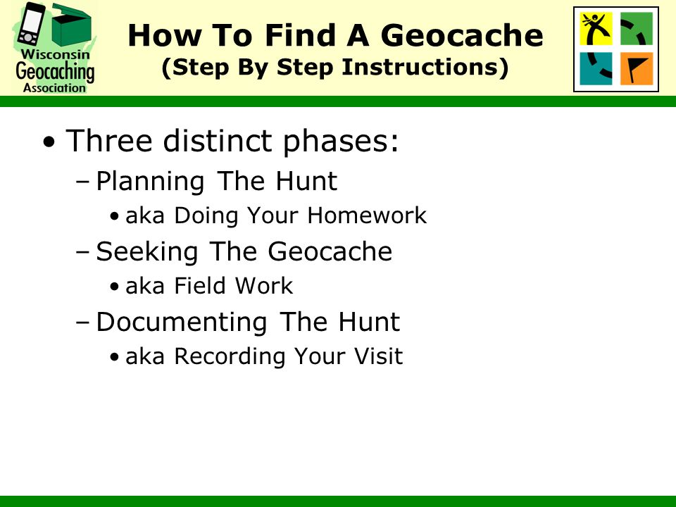 How To Find A Geocache (Step By Step Instructions)