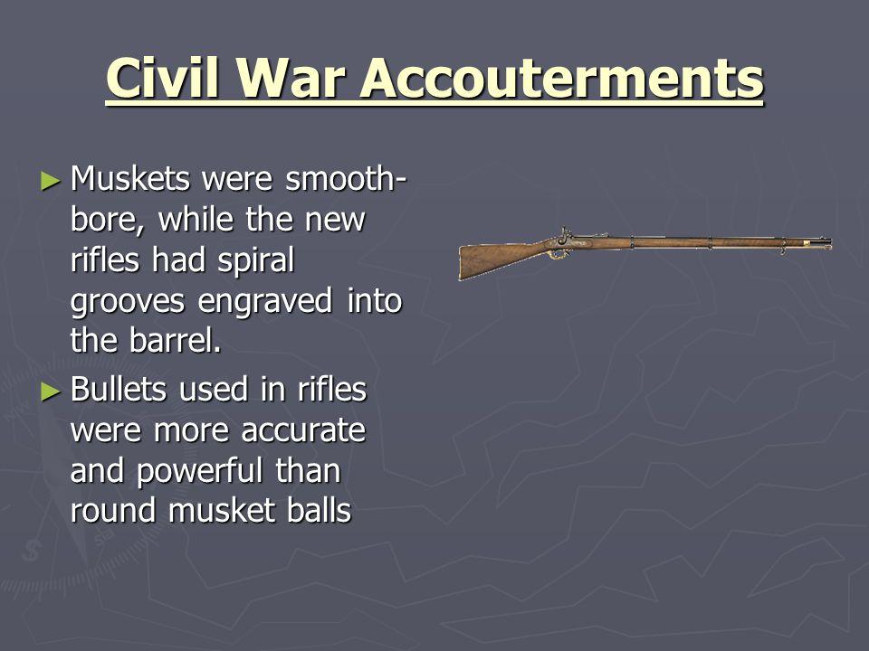 Civil War Accouterments