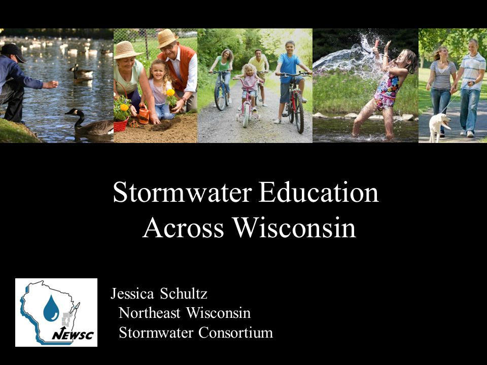 Stormwater Education Across Wisconsin