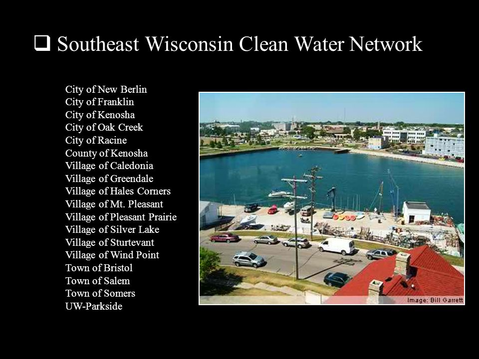 Southeast Wisconsin Clean Water Network