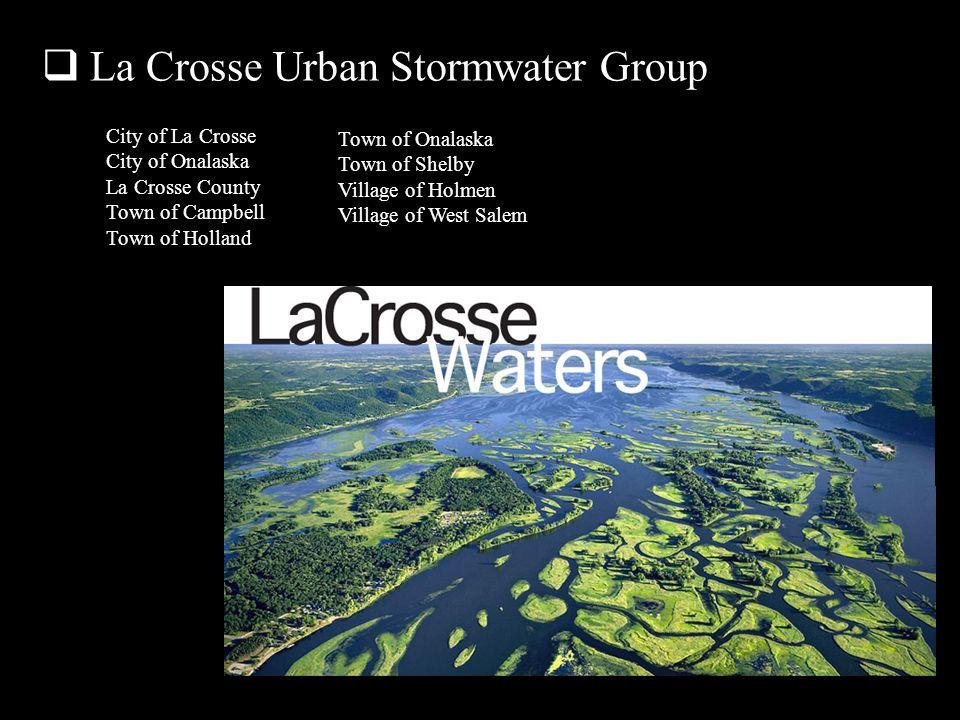 La Crosse Urban Stormwater Group