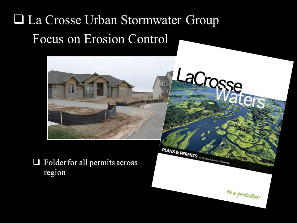 Focus on Erosion Control