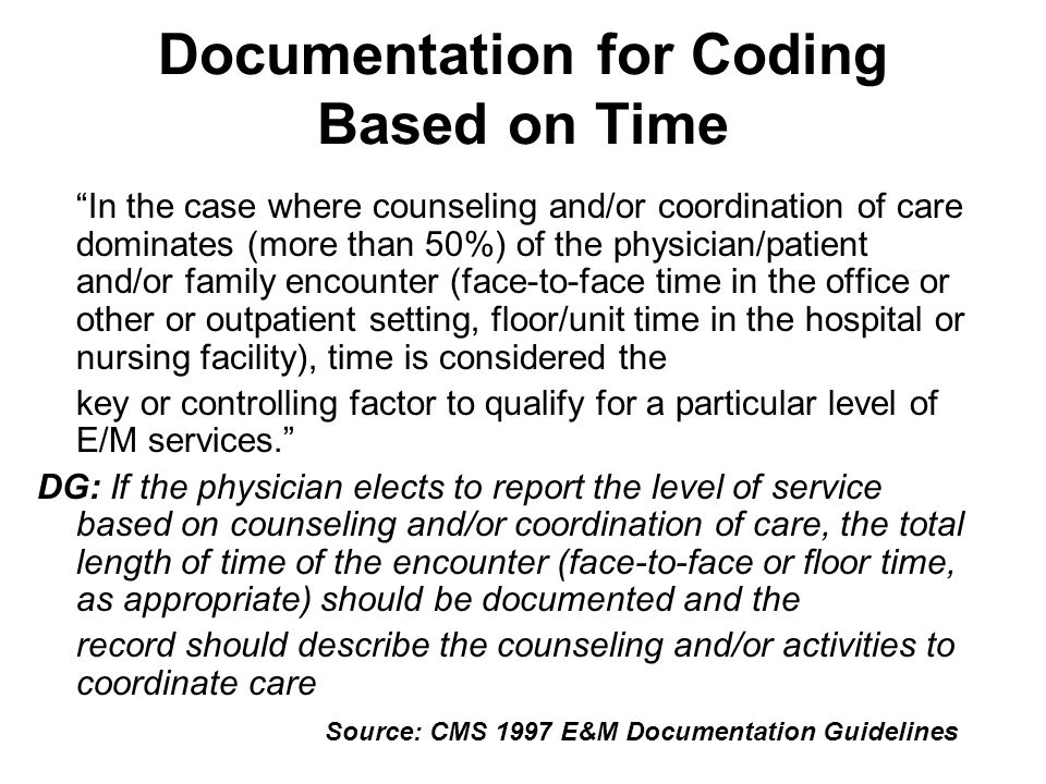 Documentation for Coding Based on Time