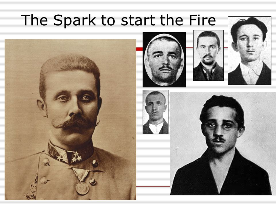 The Spark to start the Fire