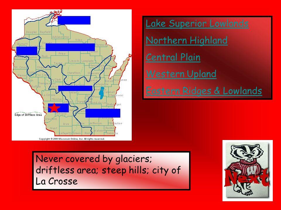 Lake Superior Lowlands