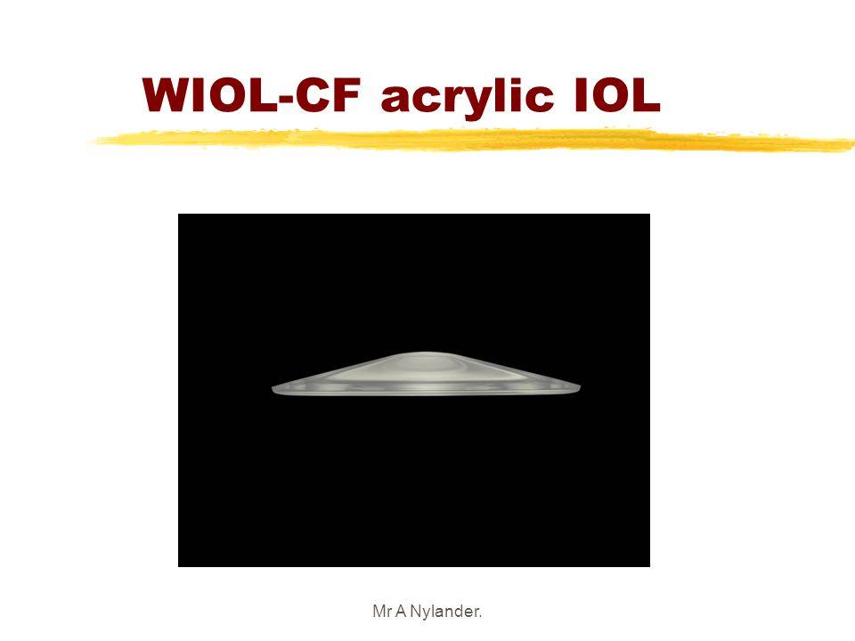 3/25/2017 WIOL-CF acrylic IOL Mr A Nylander.