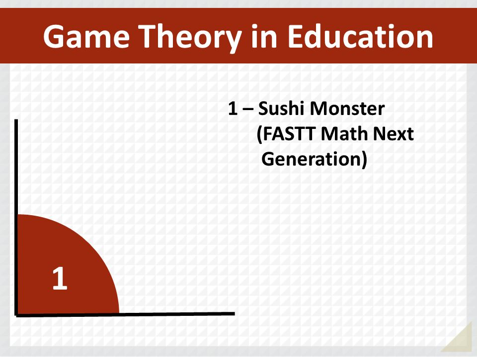 Game Theory in Education