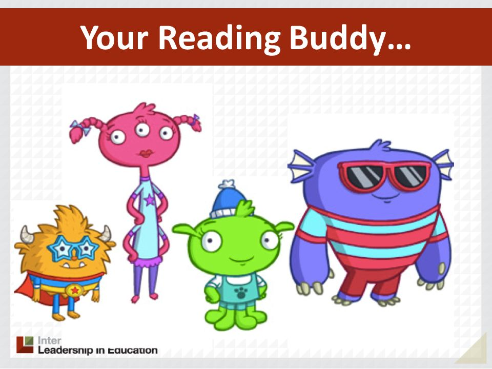 Your Reading Buddy…