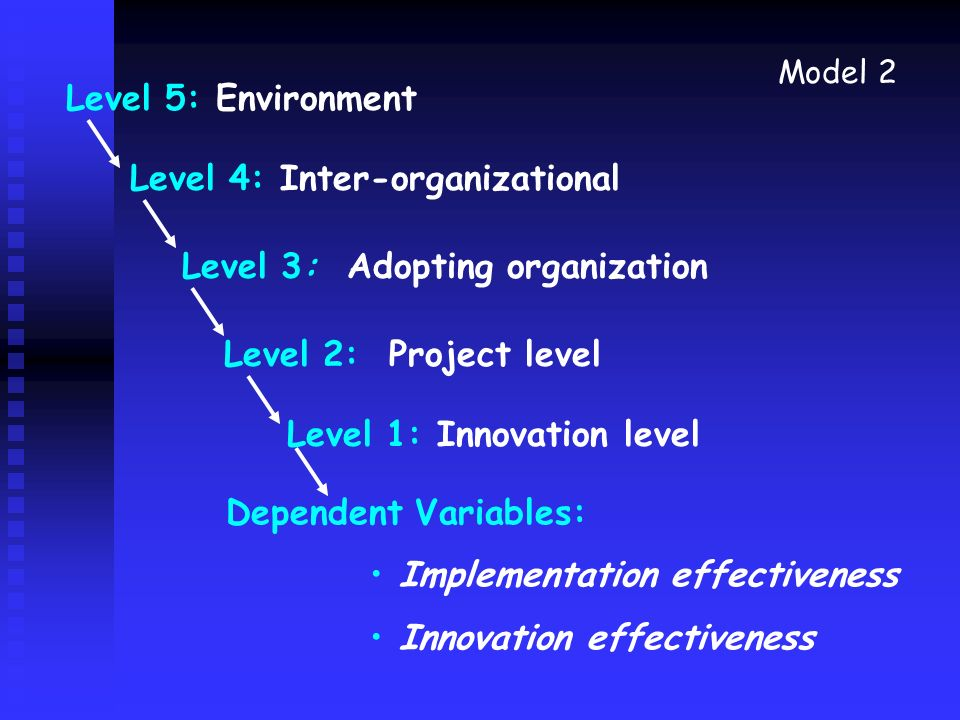 Level 4: Inter-organizational