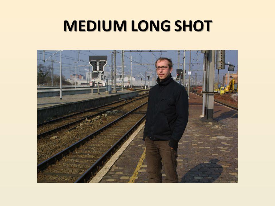 MEDIUM LONG SHOT