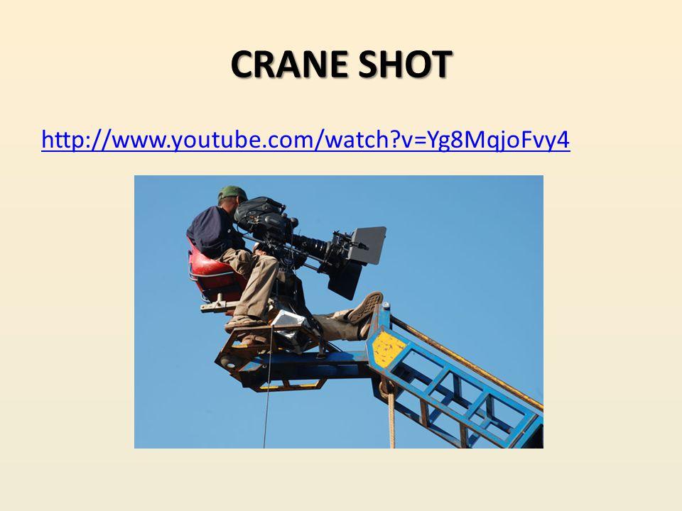 CRANE SHOT http://www.youtube.com/watch v=Yg8MqjoFvy4