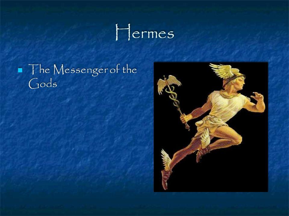 Hermes The Messenger of the Gods