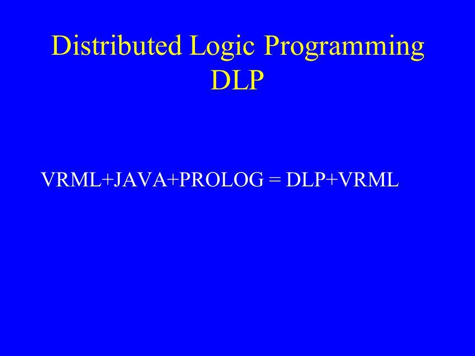 Distributed Logic Programming DLP