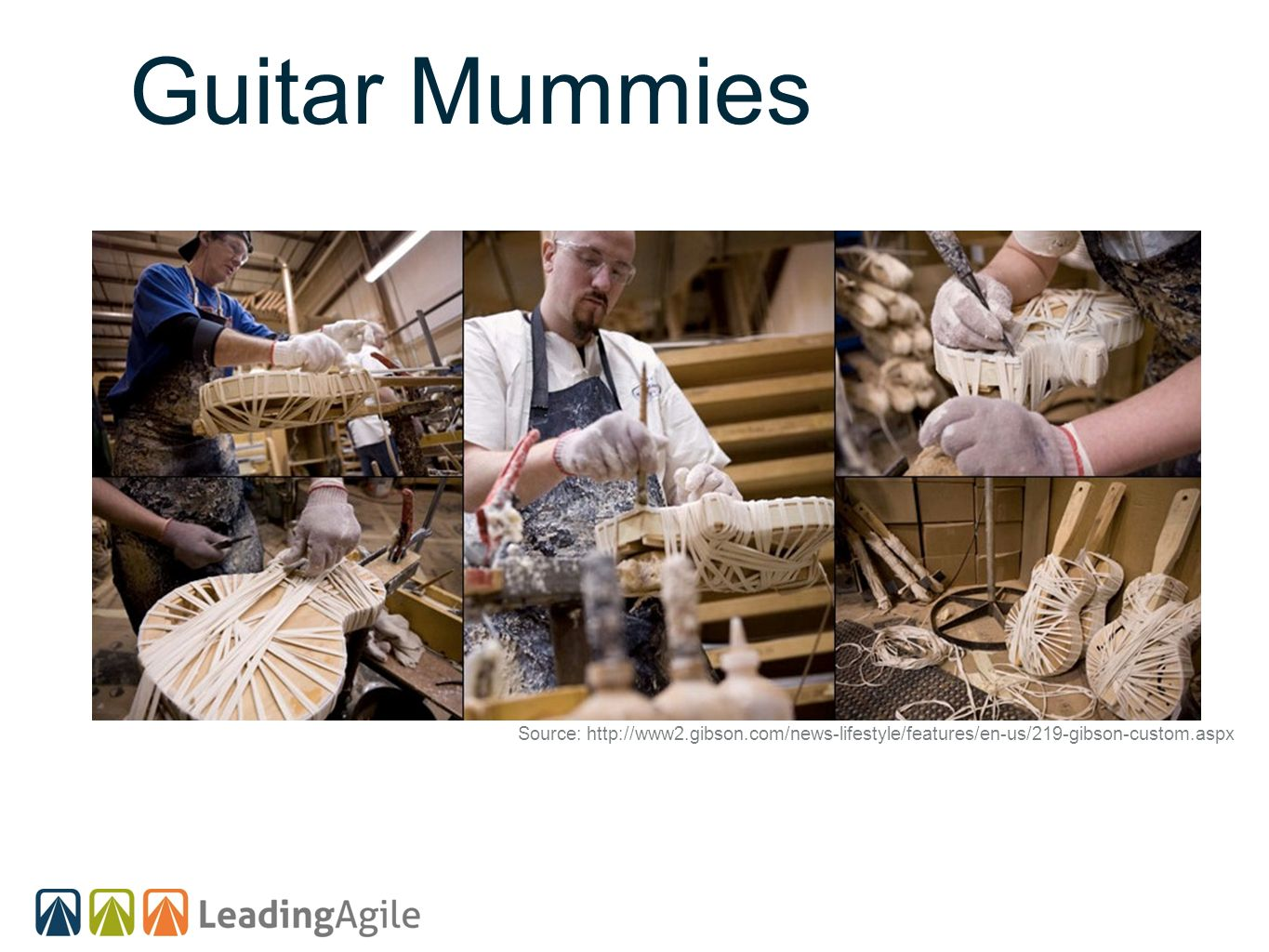 Guitar Mummies Source: