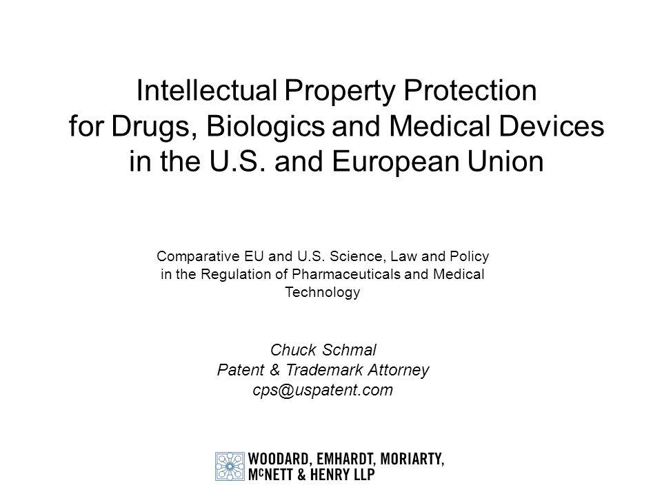 Chuck Schmal Patent & Trademark Attorney
