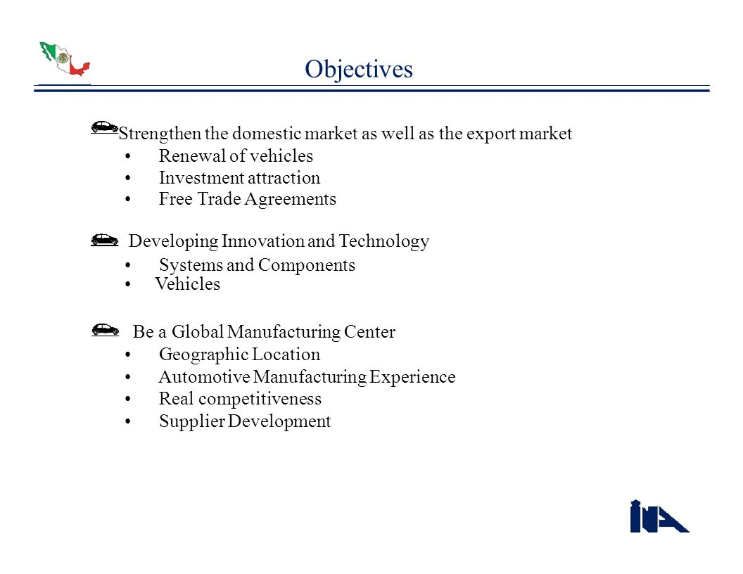 Strengthen the domestic market as well as the export market