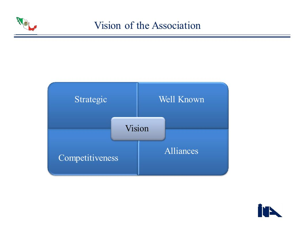 Vision of the Association