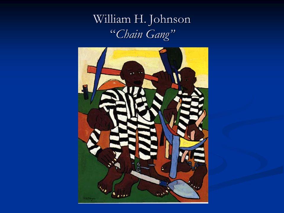 William H. Johnson Chain Gang