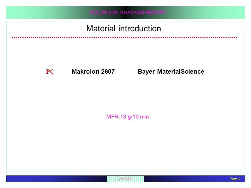 PC Makrolon 2607 Bayer MaterialScience