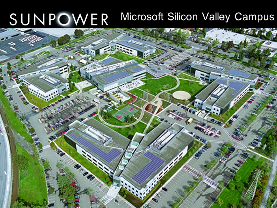 Microsoft Silicon Valley Campus