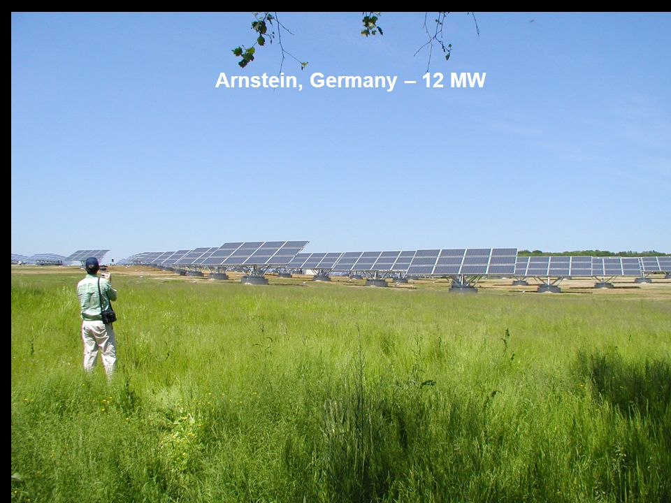 Arnstein, Germany – 12 MW
