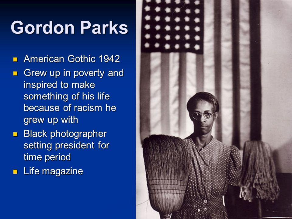Gordon Parks American Gothic 1942