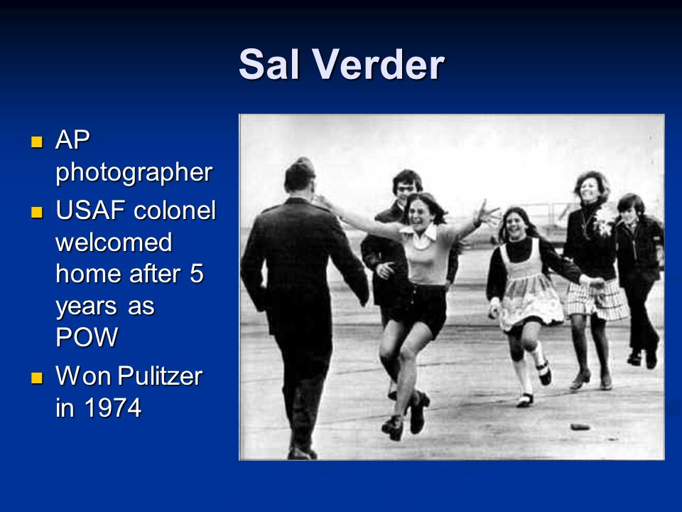 Sal Verder AP photographer