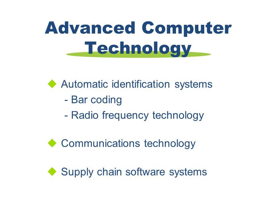 Advanced Computer Technology