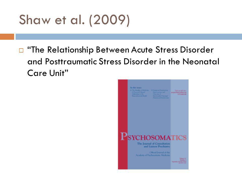 Shaw et al.
