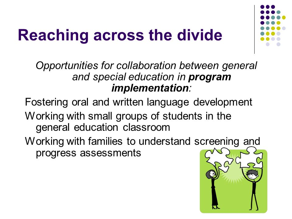 Collaborative Teaching For Special Education ~ Re visioning intervention rti in secondary ppt download