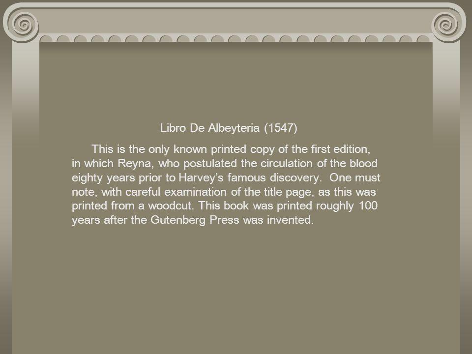 Libro De Albeyteria (1547)