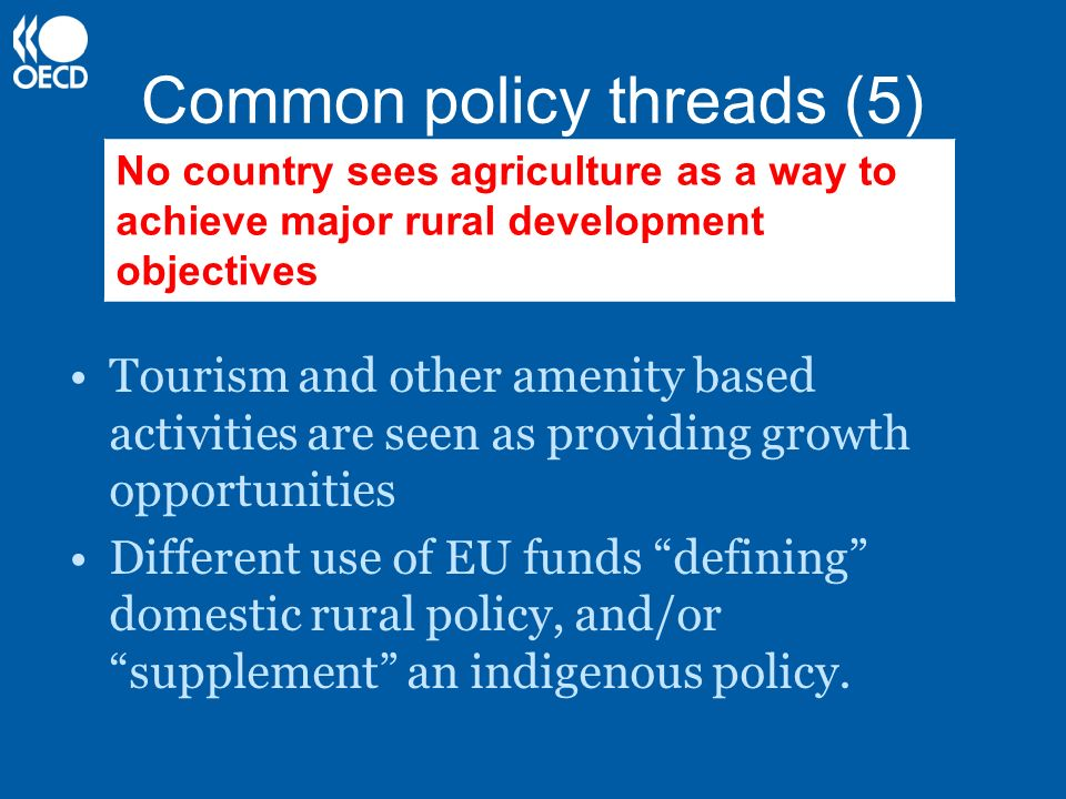 Common policy threads (5)