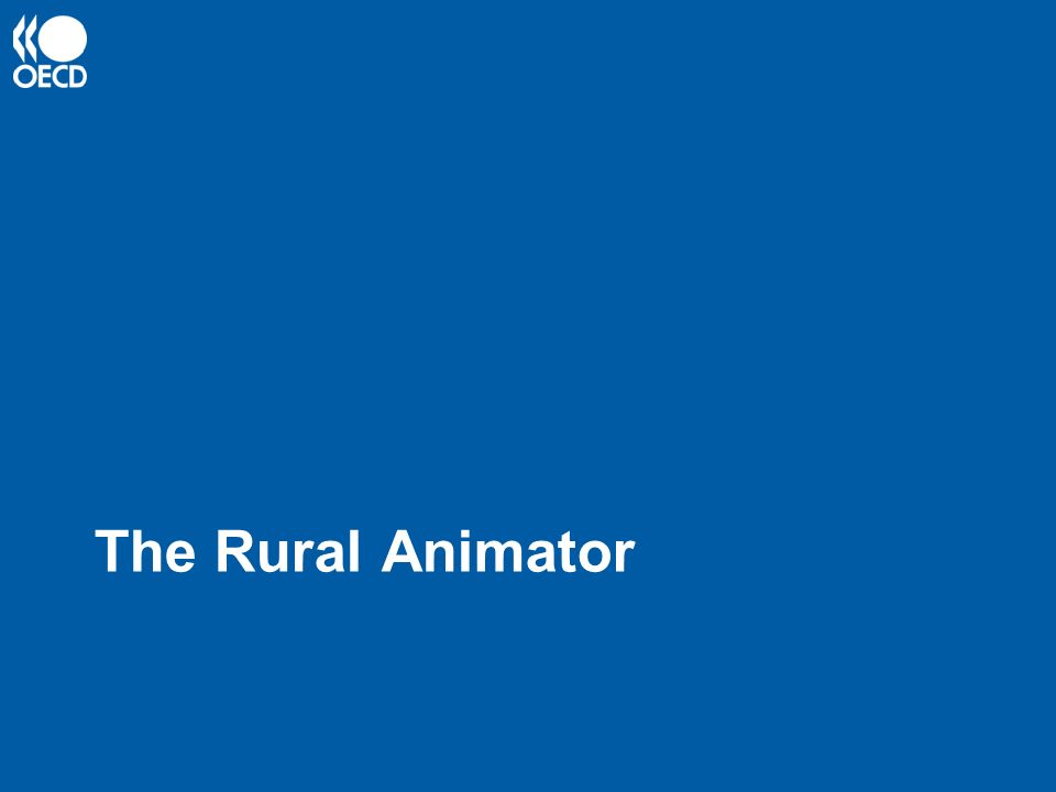 The Rural Animator