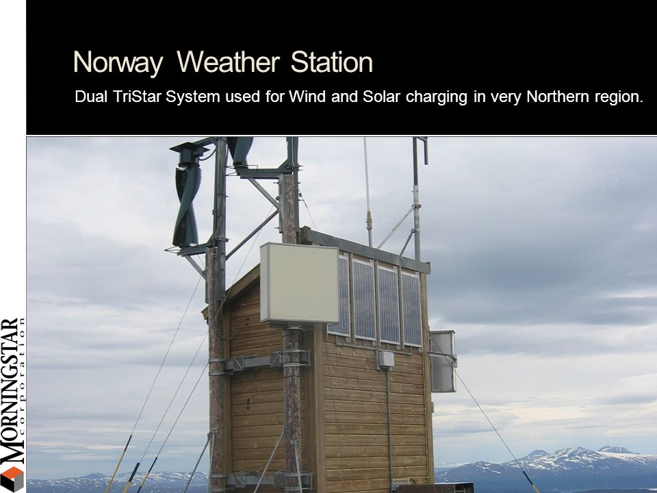 Norway Weather Station