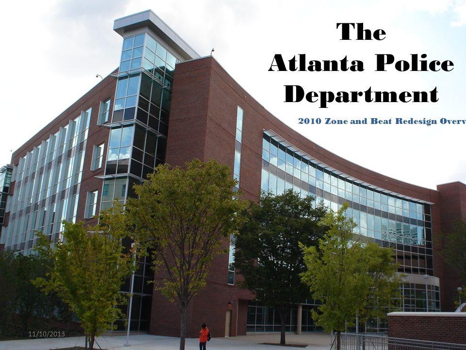 The Atlanta Police Department