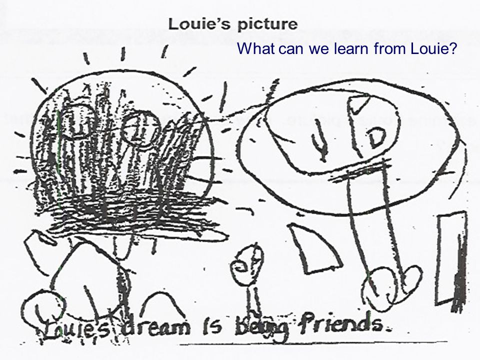 What can we learn from Louie