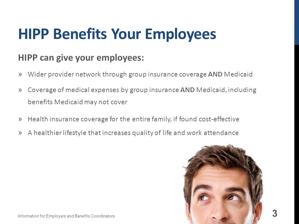 HIPP Benefits Your Employees