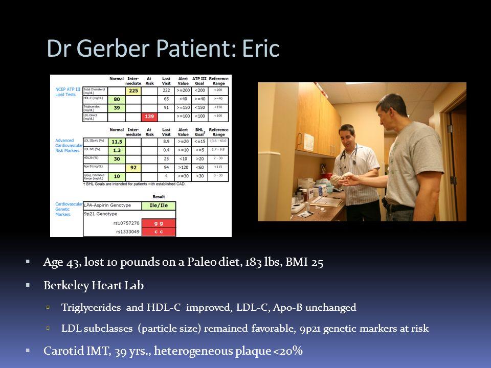 Dr Gerber Patient: Eric