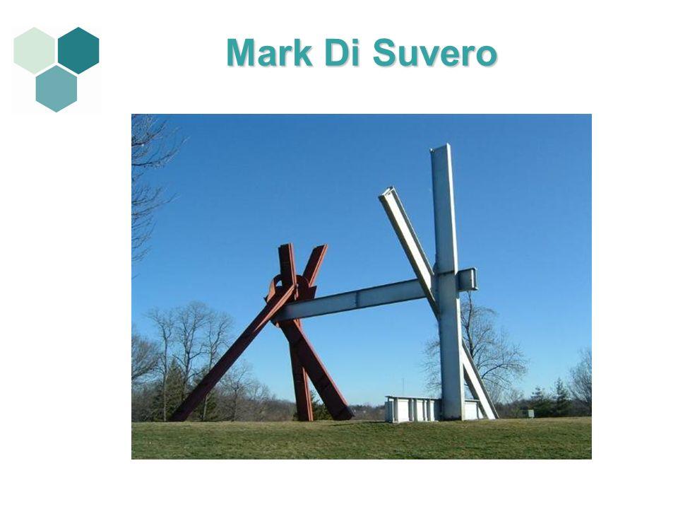 Mark Di Suvero 5