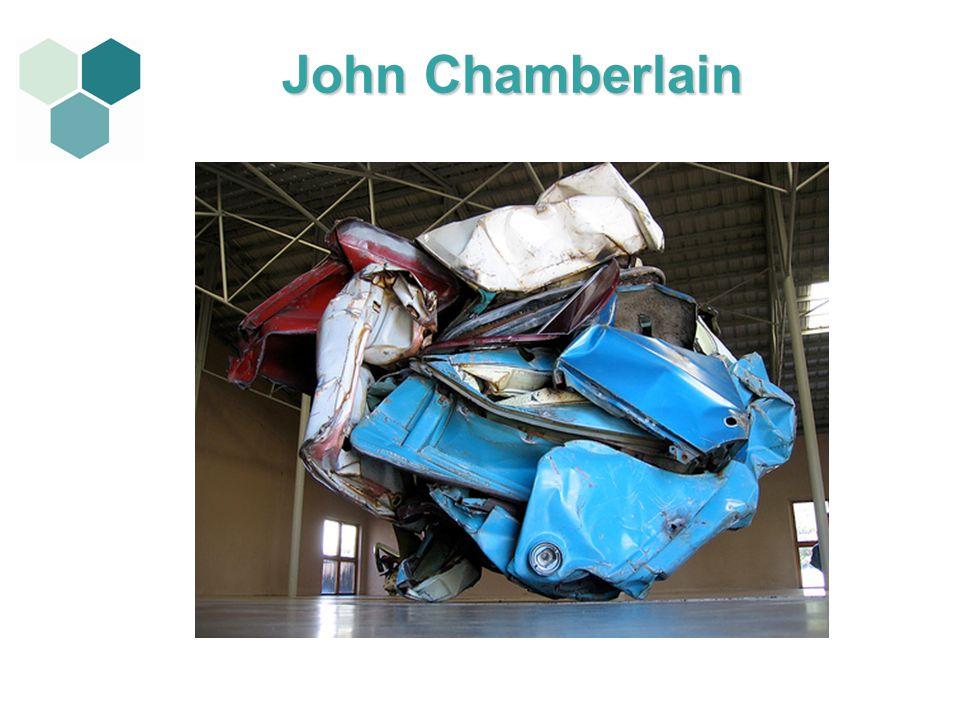 John Chamberlain 7