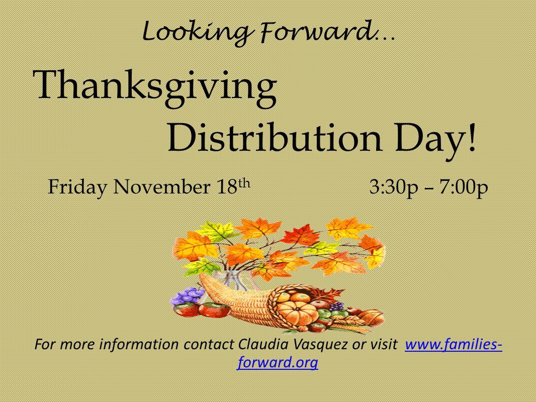Friday November 18th 3:30p – 7:00p