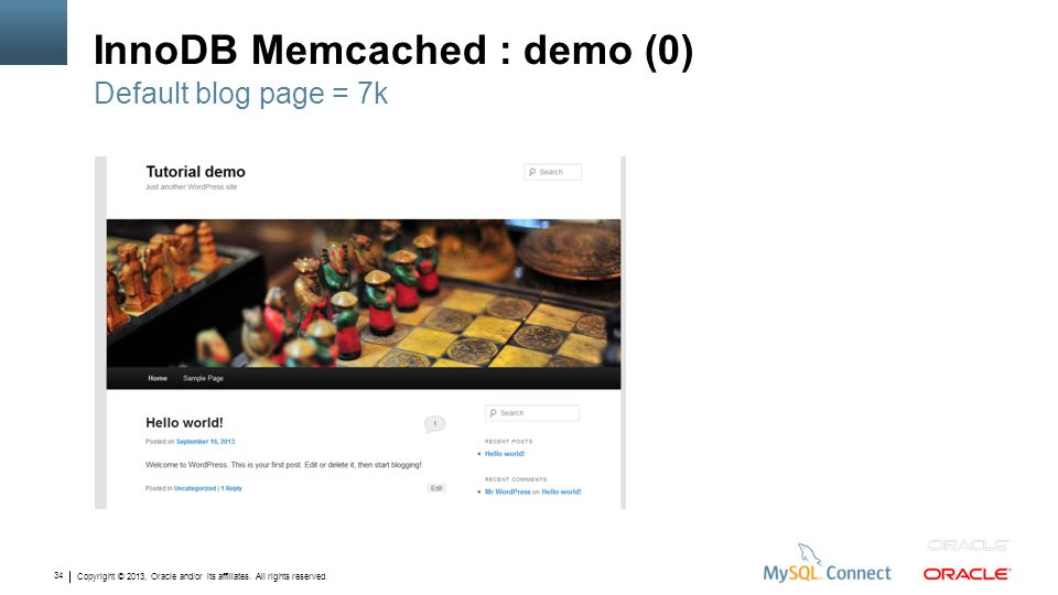 InnoDB Memcached : demo (0)