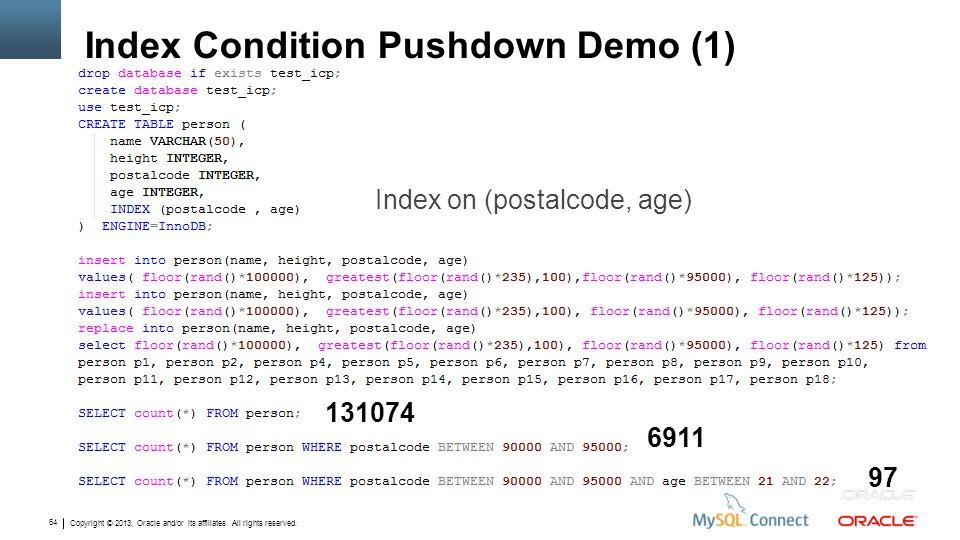 Index Condition Pushdown Demo (1)