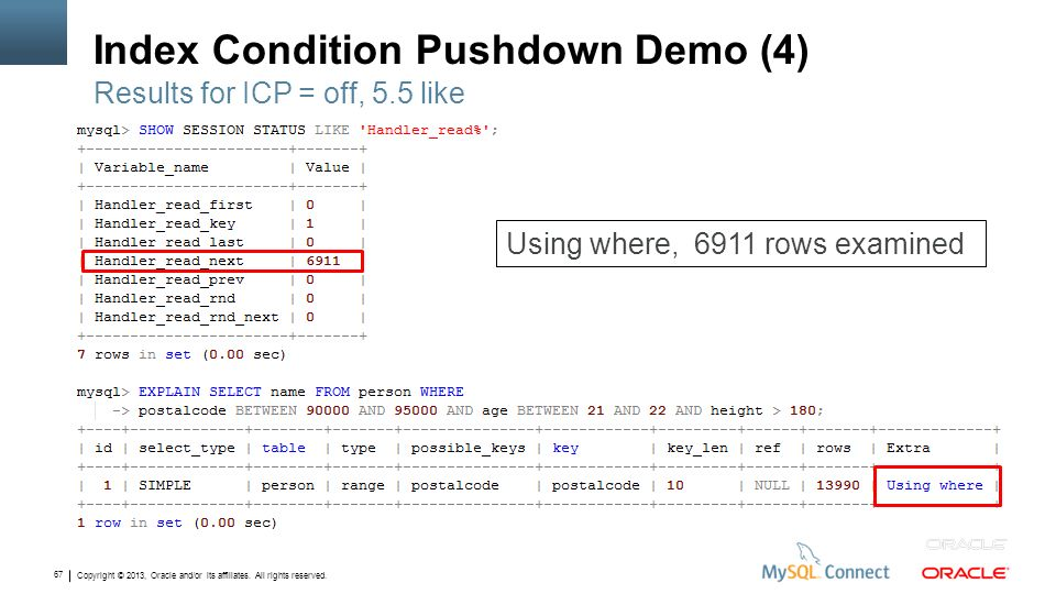 Index Condition Pushdown Demo (4)