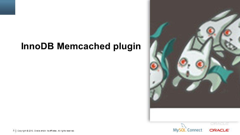 InnoDB Memcached plugin